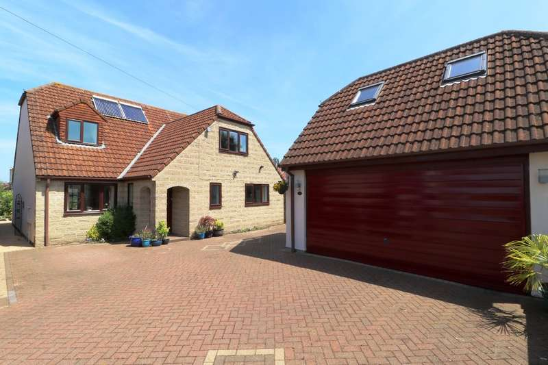 5 Bedrooms Detached House for sale in Lime Close, Street