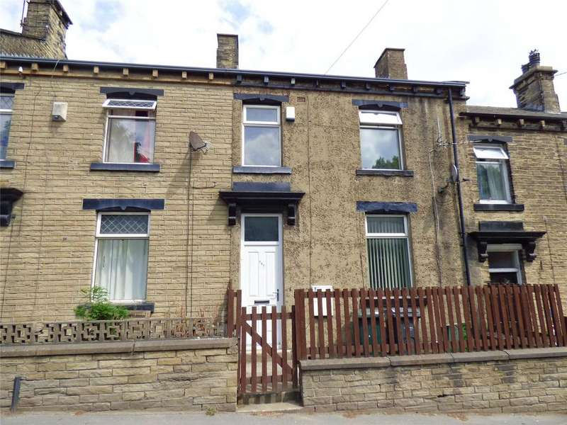 4 Bedrooms Terraced House for sale in Cleckheaton Road, Oakenshaw, Bradford, West Yorkshire, BD12