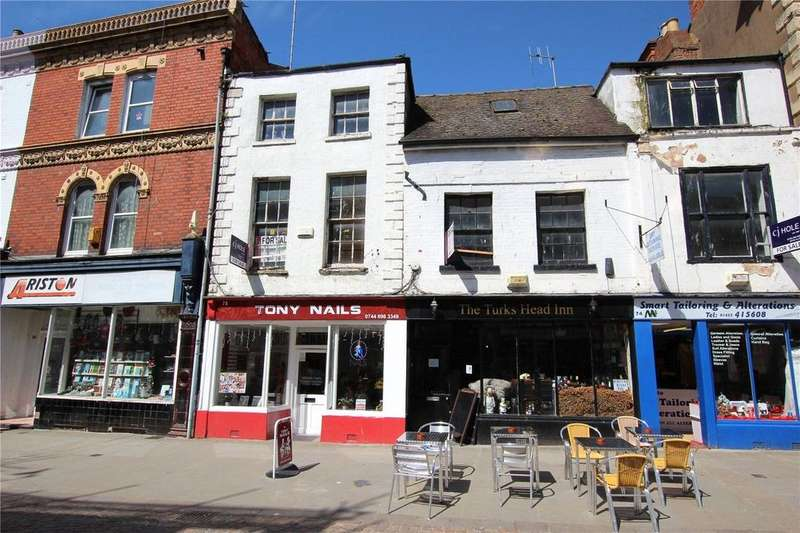 3 Bedrooms Terraced House for sale in Southgate Street, Gloucester, GL1