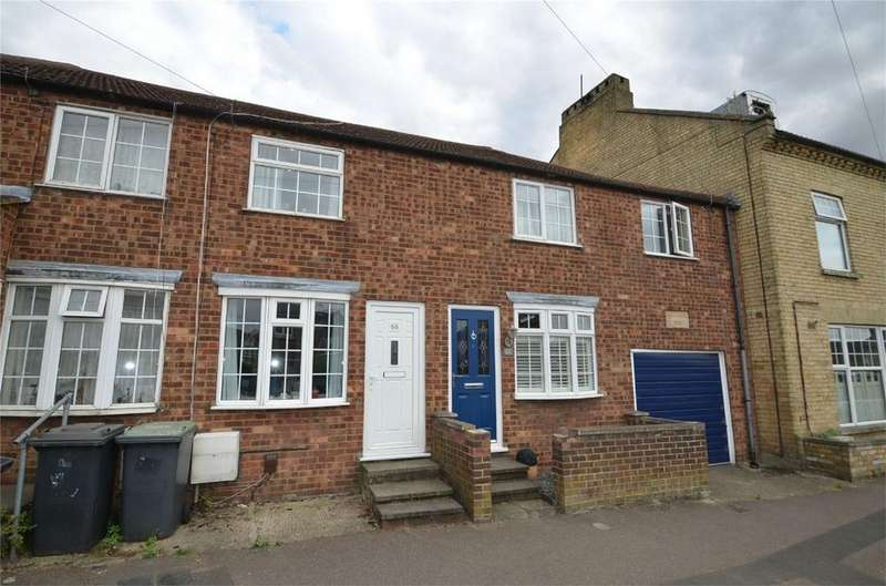 2 Bedrooms Terraced House for sale in Clifton Road, SHEFFORD, Bedfordshire