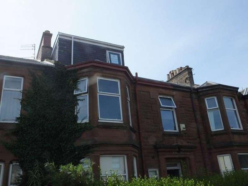 3 Bedrooms Maisonette Flat for sale in Welbeck Crescent, Troon KA10
