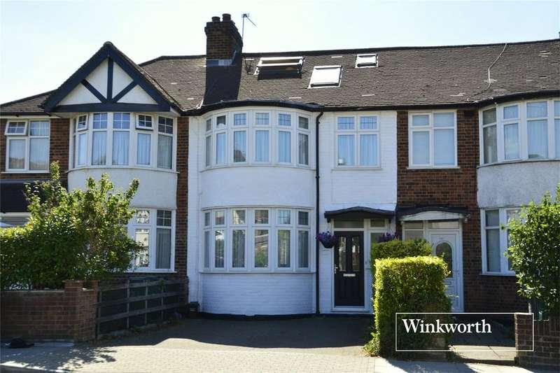 4 Bedrooms Terraced House for sale in Mays Lane, Barnet, Herts, EN5