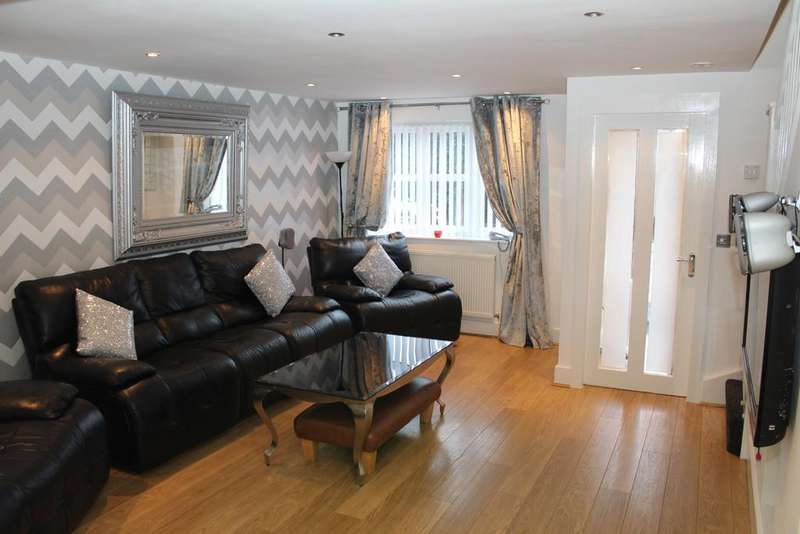 4 Bedrooms Detached House for sale in Burnaby Street, Sudden, Rochdale