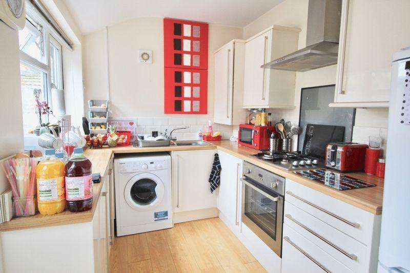 2 Bedrooms End Of Terrace House for sale in Ashfield Street, Lincoln - NO ONWARD CHAIN