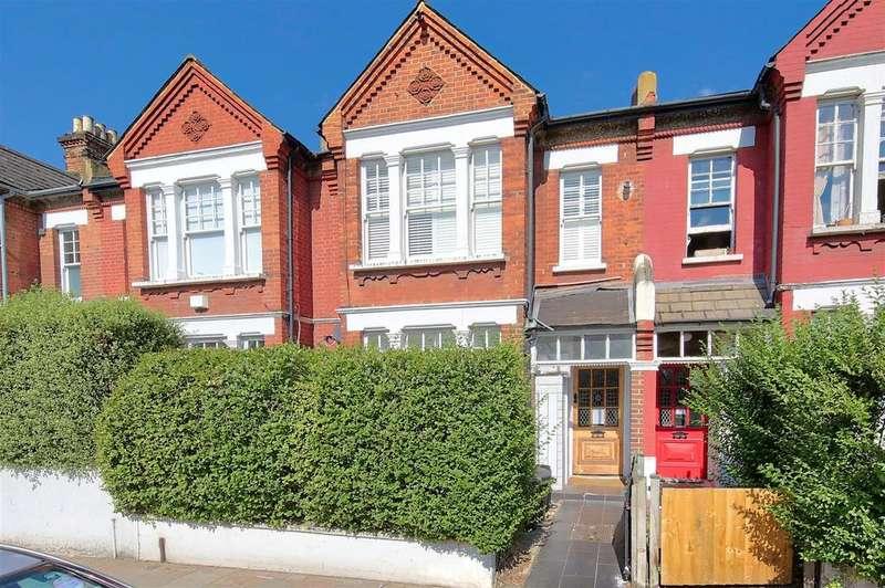 4 Bedrooms Flat for sale in Earlsfield Road, London