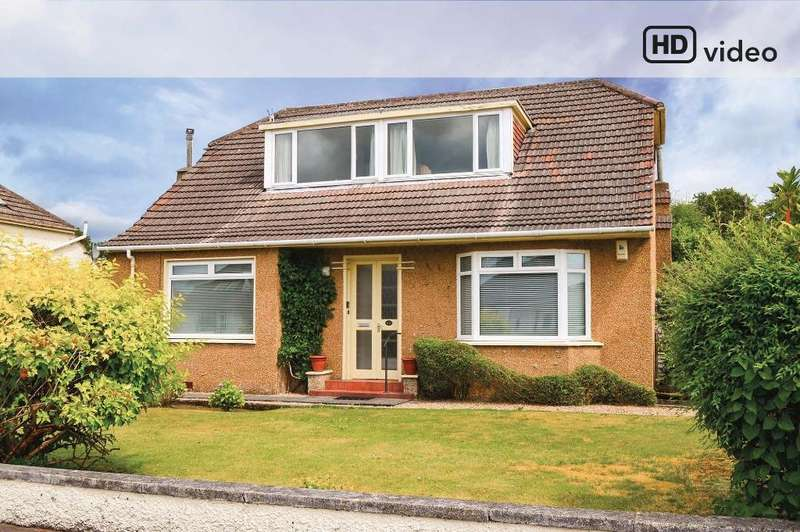 3 Bedrooms Detached House for sale in Loch Drive, Helensburgh, Argyll Bute, G84 8PZ