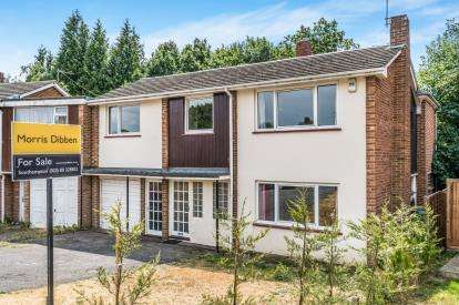5 Bedrooms Detached House for sale in Bassett, Southampton, Hampshire