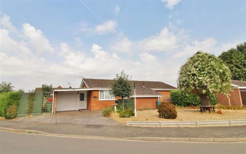 3 Bedrooms Detached Bungalow for sale in Belvoir Gardens, Grantham