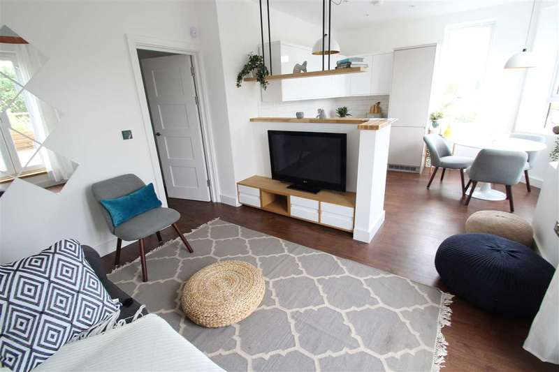 2 Bedrooms Property for sale in High Road, Flat 3 - 352, East Finchley