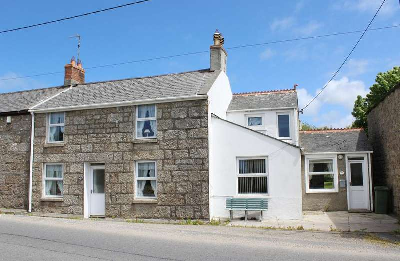 3 Bedrooms Semi Detached House for sale in Crippas Hill, St Just TR17