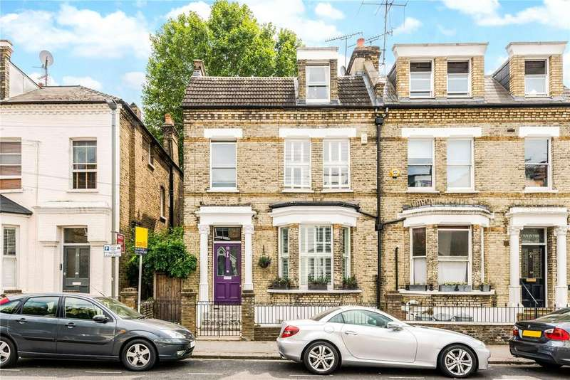 5 Bedrooms Semi Detached House for sale in Werter Road, Putney, London, SW15
