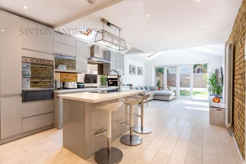 3 Bedrooms House for sale in Rosebank Road, Hanwell, W7