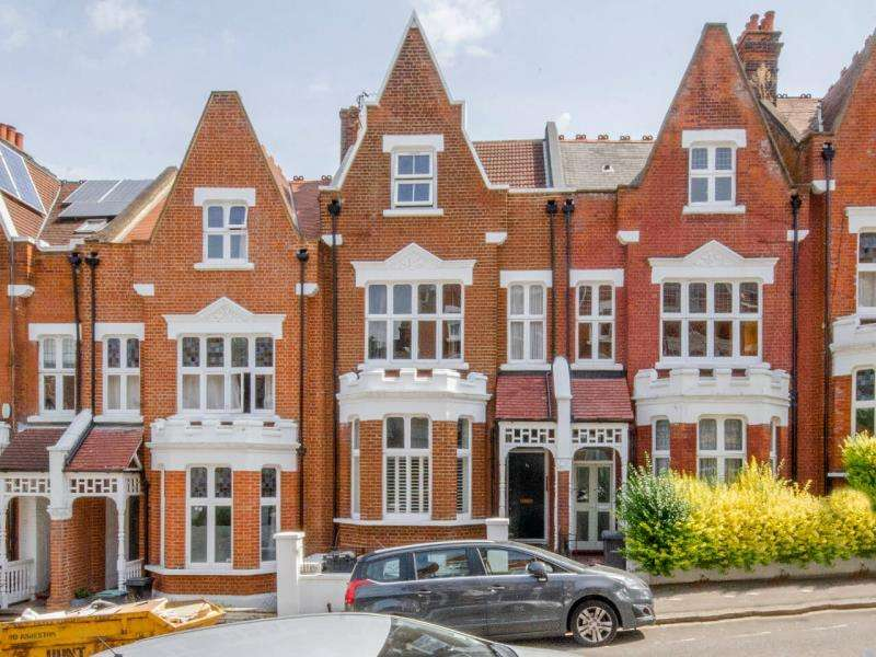 1 Bedroom Flat for sale in Briston Grove, N8