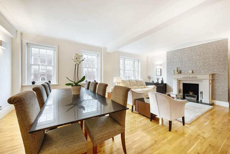 3 Bedrooms Apartment Flat for sale in Duchess Of Bedford House, Kensington, W8