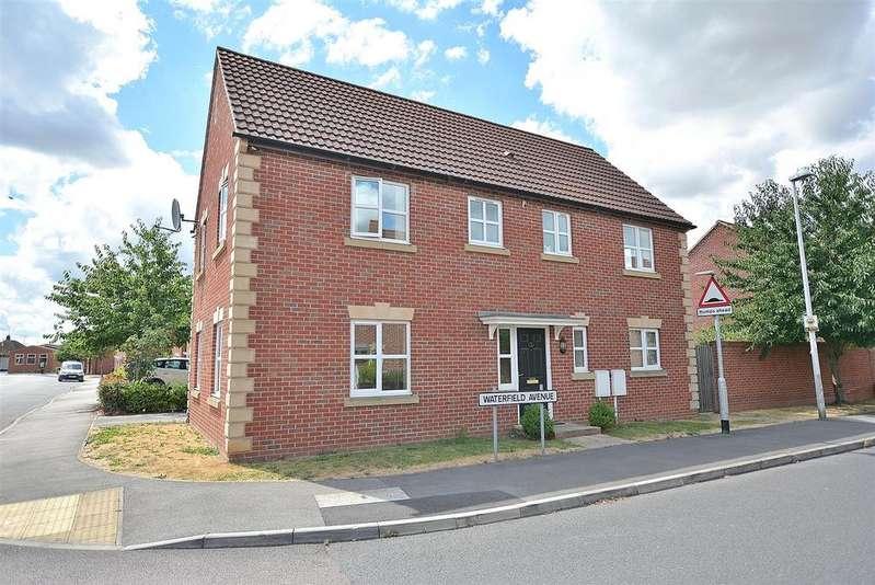 5 Bedrooms Detached House for sale in Waterfield Avenue, Warsop