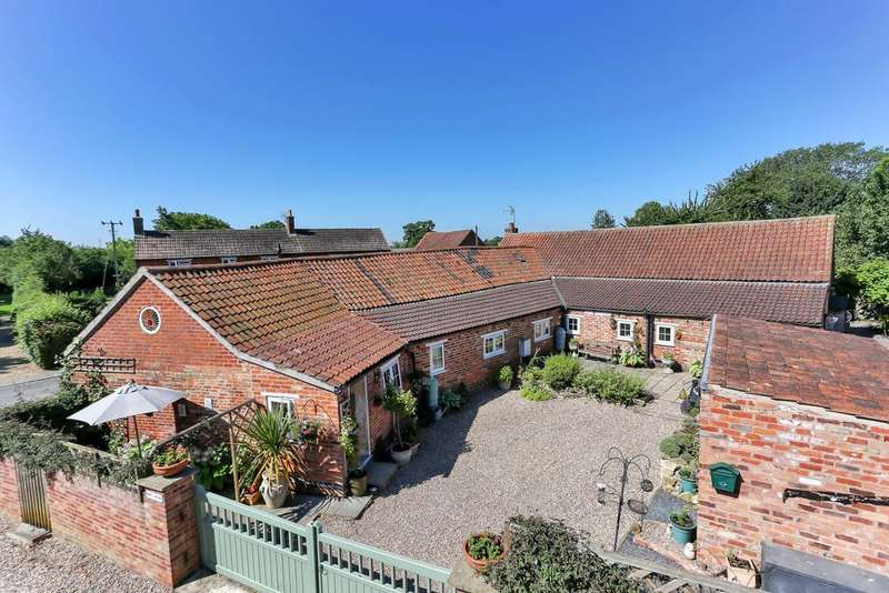 4 Bedrooms Detached House for sale in Manor Road, Easthorpe, Nottingham