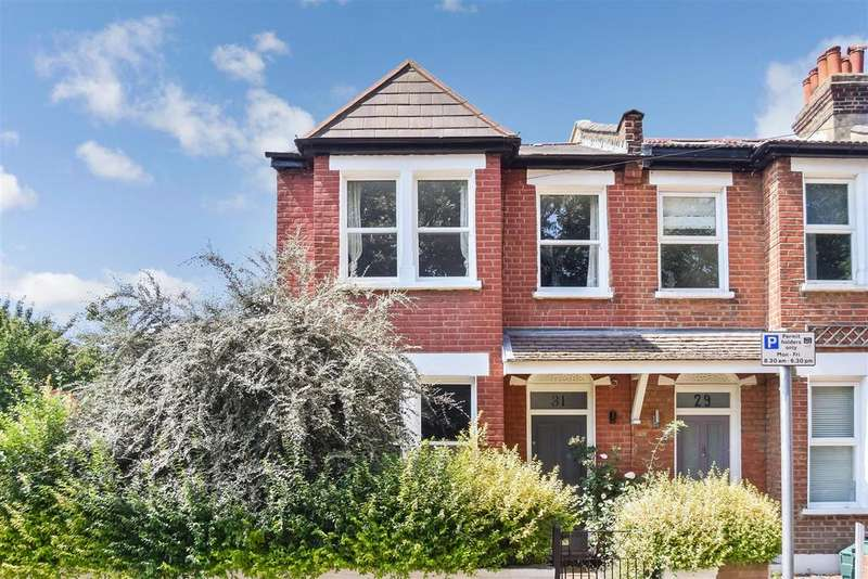 2 Bedrooms End Of Terrace House for sale in Garfield Road, Wimbledon