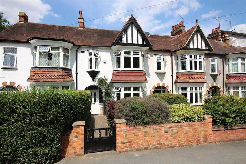 4 Bedrooms Terraced House for sale in Tilehurst Road, Reading, Berkshire, RG30