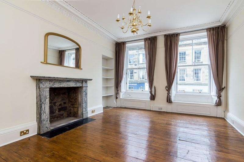 2 Bedrooms Property for sale in 107/1, Broughton Street, New Town, Edinburgh, EH1 3RZ