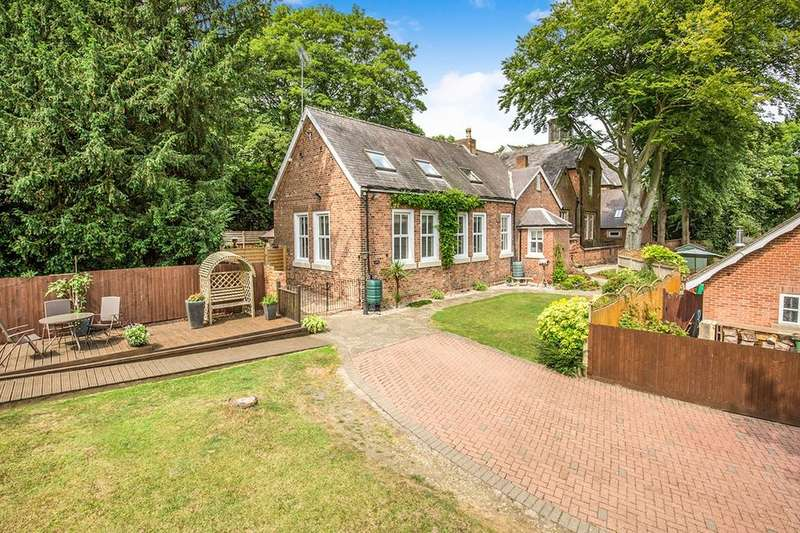 4 Bedrooms Detached House for sale in Old Church Hall School Croft, Riddings, Alfreton, DE55