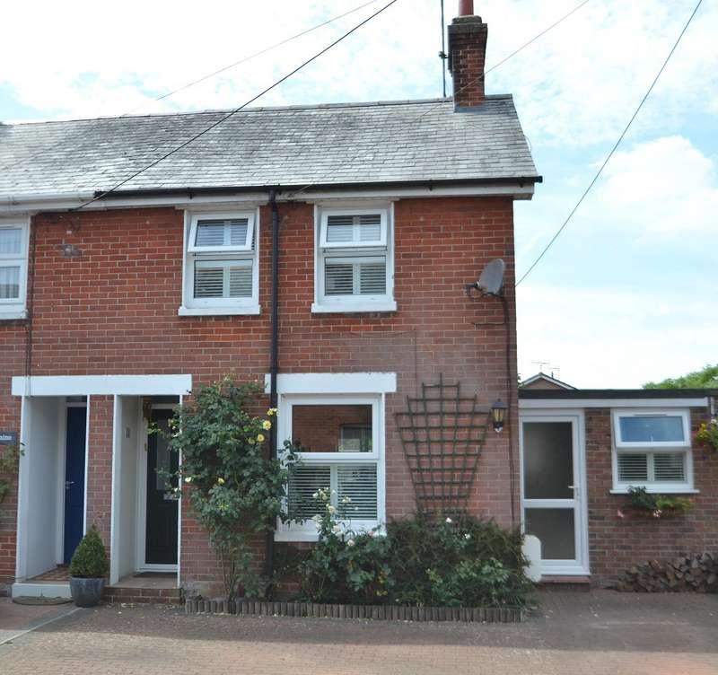 3 Bedrooms Semi Detached House for sale in Fordingbridge
