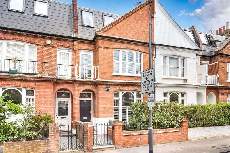 5 Bedrooms Terraced House for sale in Coniger Road, Fulham, Parsons Green, London, SW6