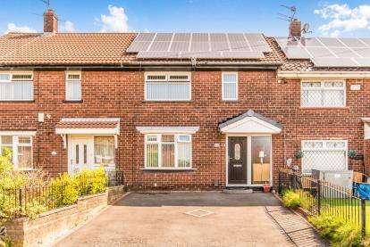 2 Bedrooms Terraced House for sale in Lordsfield Avenue, Ashton-Under-Lyne, Greater Manchester