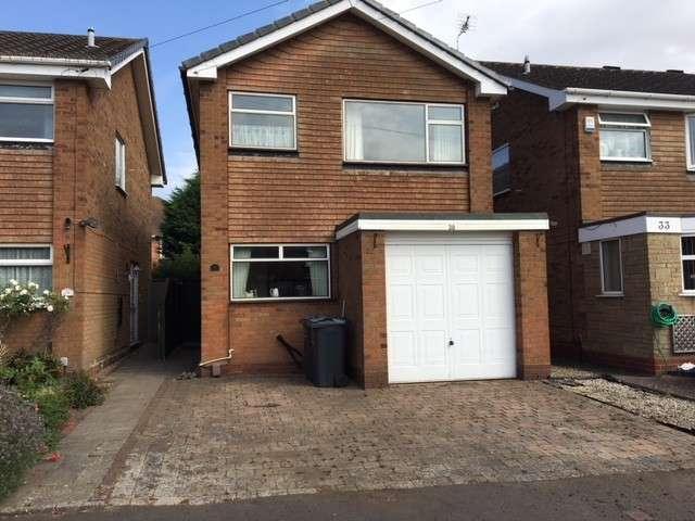 3 Bedrooms Detached House for sale in Green Acres, Birmingham