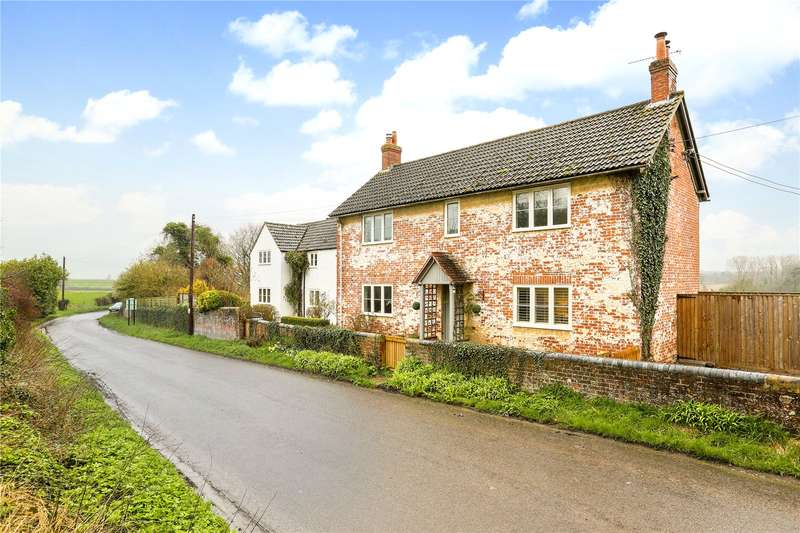 5 Bedrooms Detached House for sale in Compton Bassett, Calne, Wiltshire, SN11