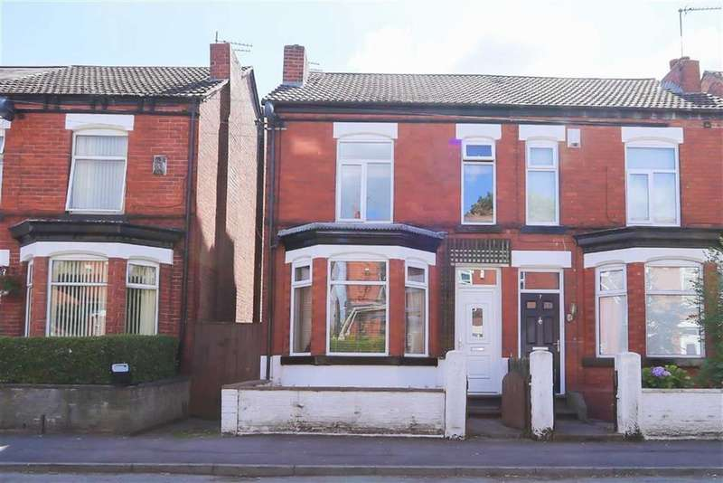 3 Bedrooms Semi Detached House for sale in Kingsland Road, Cheadle Heath, Stockport