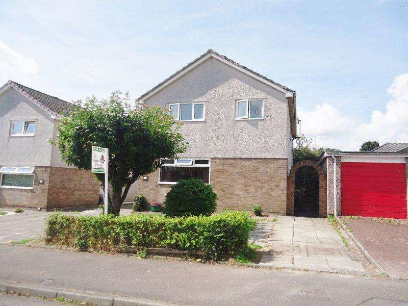 3 Bedrooms Detached House for sale in Kingseat Drive, Tillicoultry
