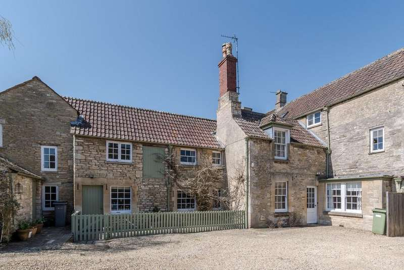 6 Bedrooms Semi Detached House for sale in The Street, Didmarton