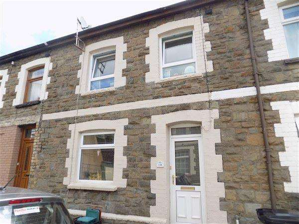 3 Bedrooms Terraced House for sale in Alma Street, Abertillery, NP13 1QD