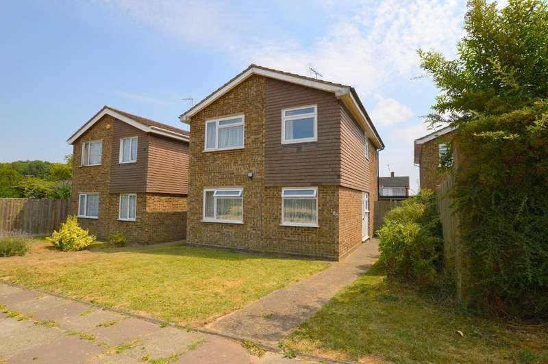 3 Bedrooms Detached House for sale in Brompton Close, Luton, LU3 3QU