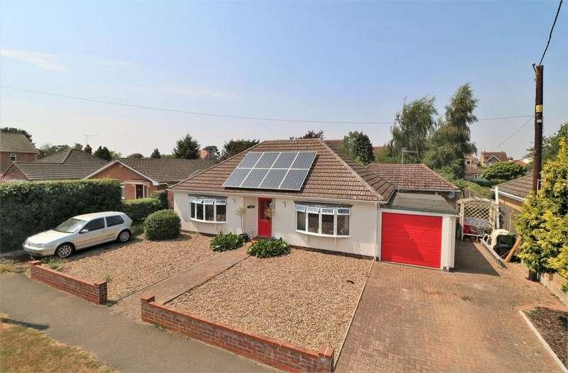 3 Bedrooms Detached Bungalow for sale in Ernest Road, Wivenhoe, Essex
