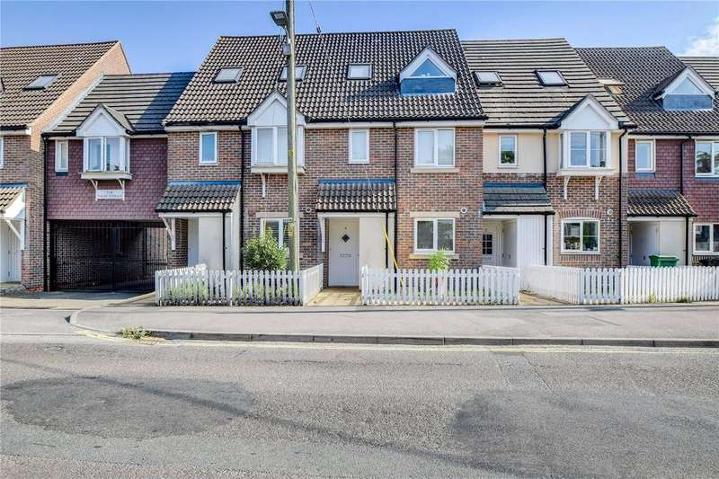 4 Bedrooms Terraced House for sale in Willis Terrace, Noreuil Road, Petersfield, Hampshire