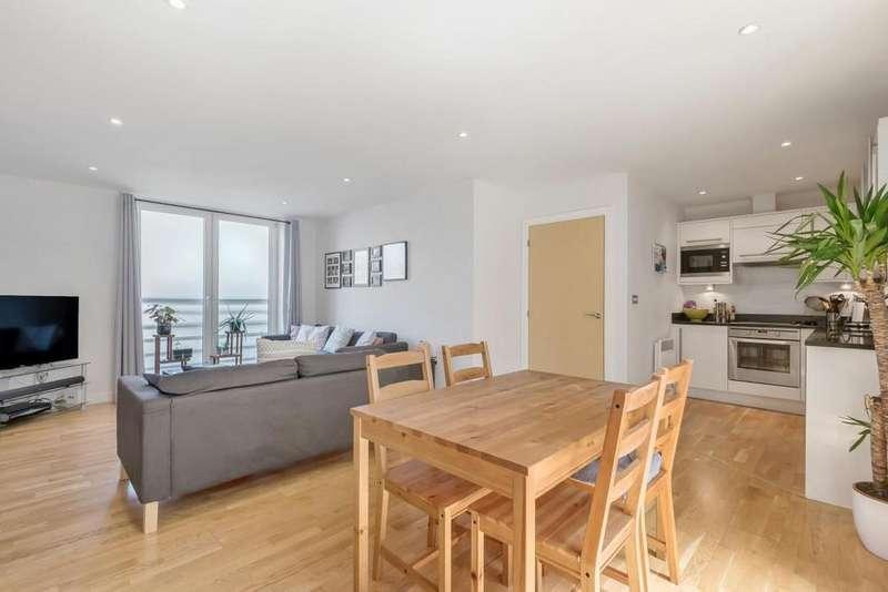 1 Bedroom Flat for sale in Basire Street, Islington