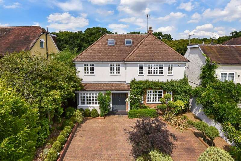 8 Bedrooms Detached House for sale in Creighton Avenue, East Finchley