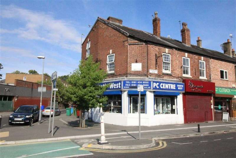 3 Bedrooms Flat for sale in Wilmslow Road, Withington, Manchester