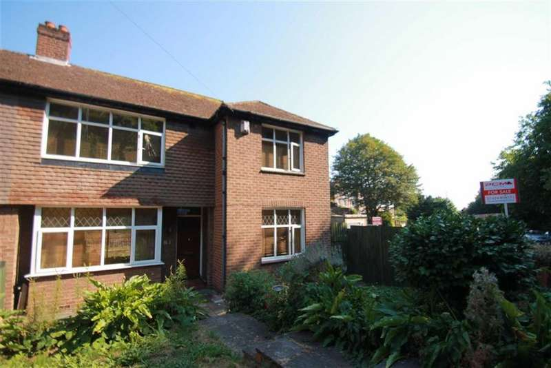 3 Bedrooms Semi Detached House for sale in Old London Road, Hastings, East Sussex