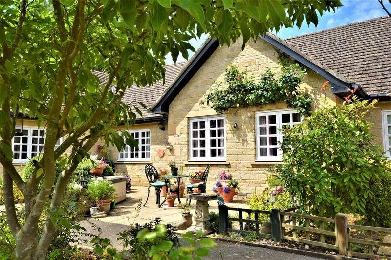 2 Bedrooms Property for sale in Tixover Grange, Tixover, Stamford
