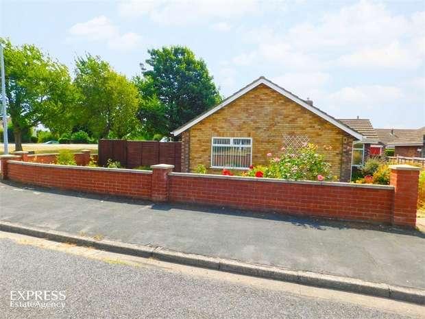 3 Bedrooms Detached Bungalow for sale in Vauxhall Road, Bracebridge Heath, Lincoln
