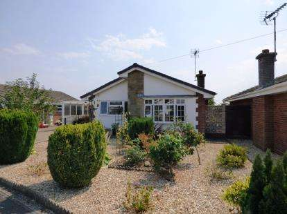 2 Bedrooms Bungalow for sale in Roman Way, Horncastle, Lincoln, Lincolnshire