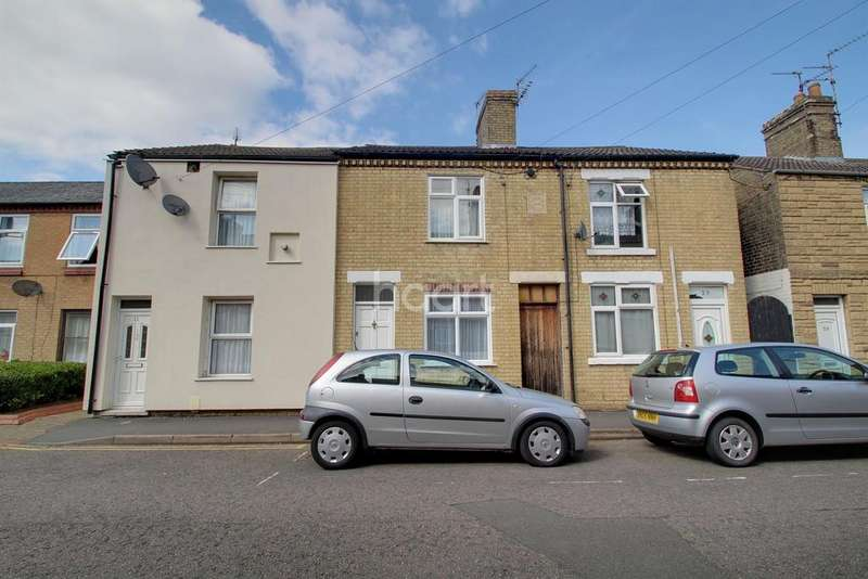 3 Bedrooms Terraced House for sale in Whalley Street, Eastfield, Peterborough