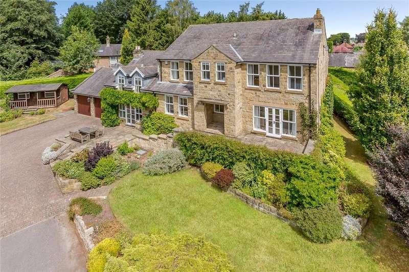 6 Bedrooms Detached House for sale in Byards Park, Knaresborough, North Yorkshire