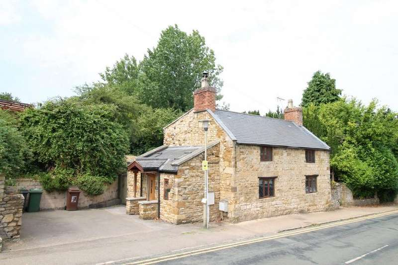3 Bedrooms Cottage House for sale in The Hill, Middleton