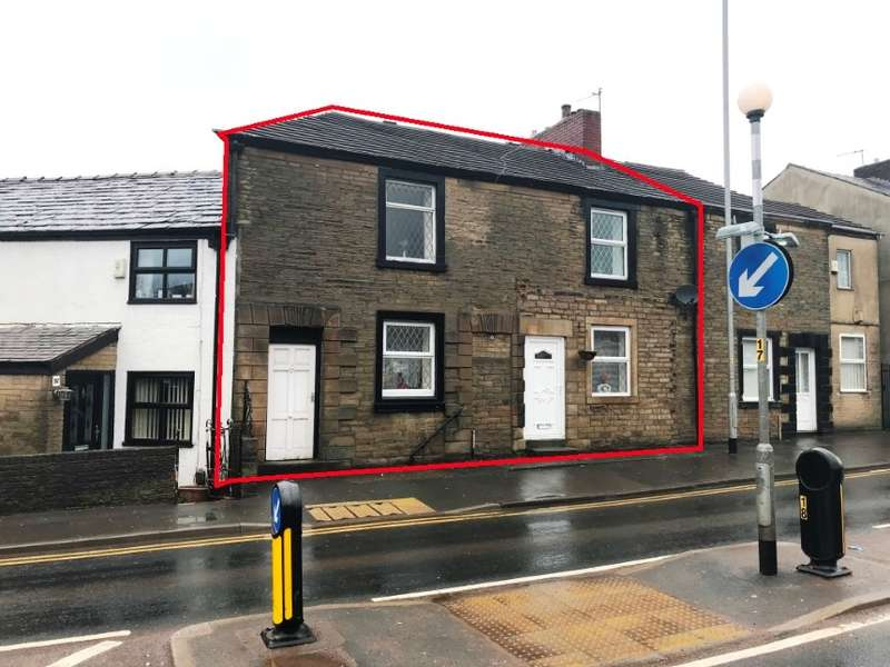 3 Bedrooms Terraced House for sale in 289 & 289A Ripponden Road, Oldham, Lancashire