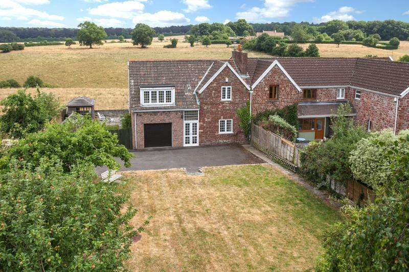 4 Bedrooms Cottage House for sale in Church Road, Abbots Leigh, Bristol