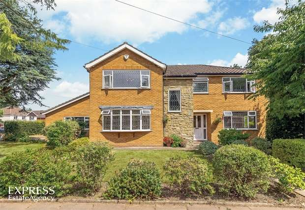5 Bedrooms Detached House for sale in Woodrow Park, Grimsby, Lincolnshire