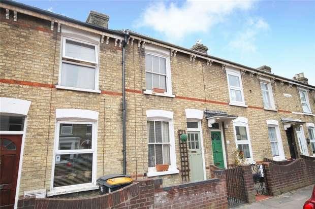 3 Bedrooms Terraced House for sale in Garfield Street, Bedford